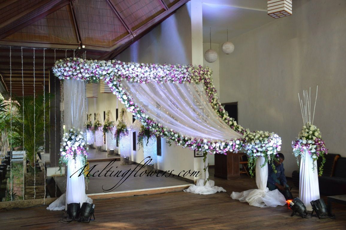 Wedding Entrance Decorations At TempleTree Leisure | Wedding entrance decor,  Wedding entrance, Wedding stage decorations