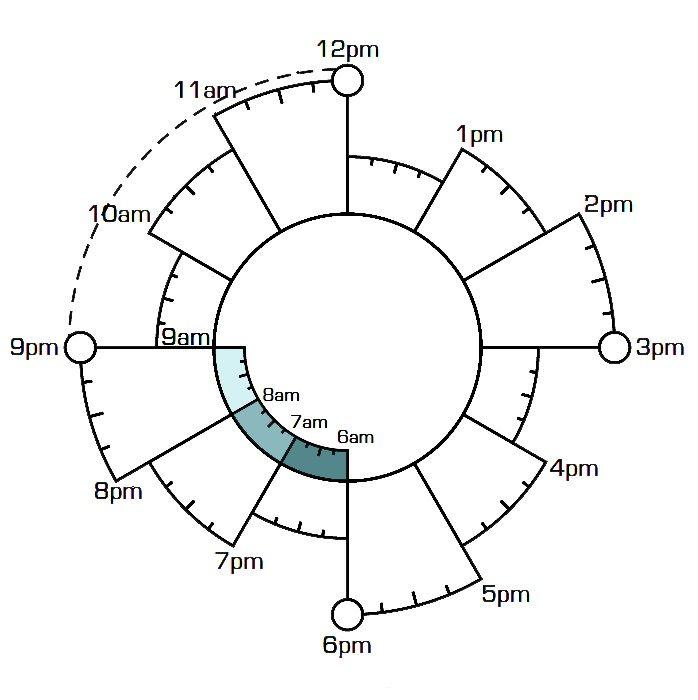 Free Filofax Chronodex Diary Printable {January 2014 to