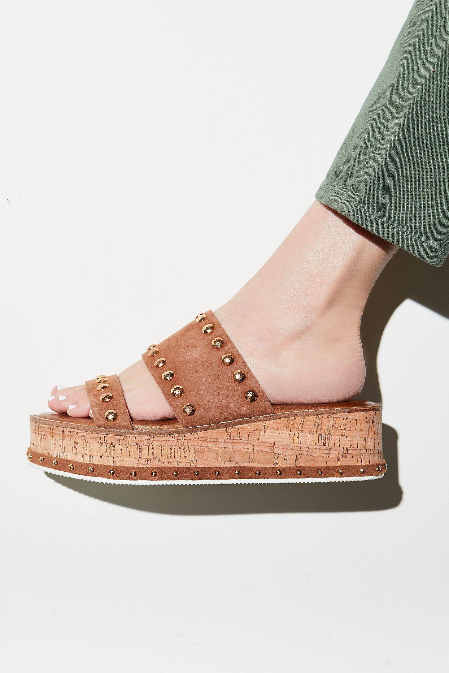 7b5972627b Lola Flatform Sandal in 2019 | Stylin' | Sandals, Shoes, Shoes sandals