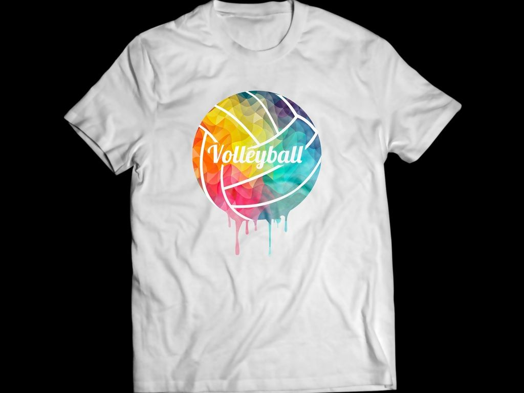Colortwist Volleyball Shirt With Images Volleyball Shirt Designs Volleyball Shirt Volleyball Tshirts