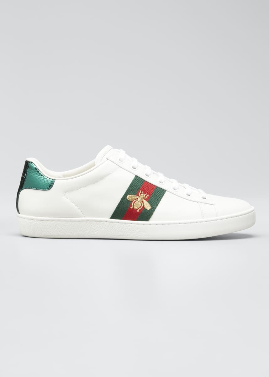 X476T Gucci Bee Sneaker in 2020 | Gucci