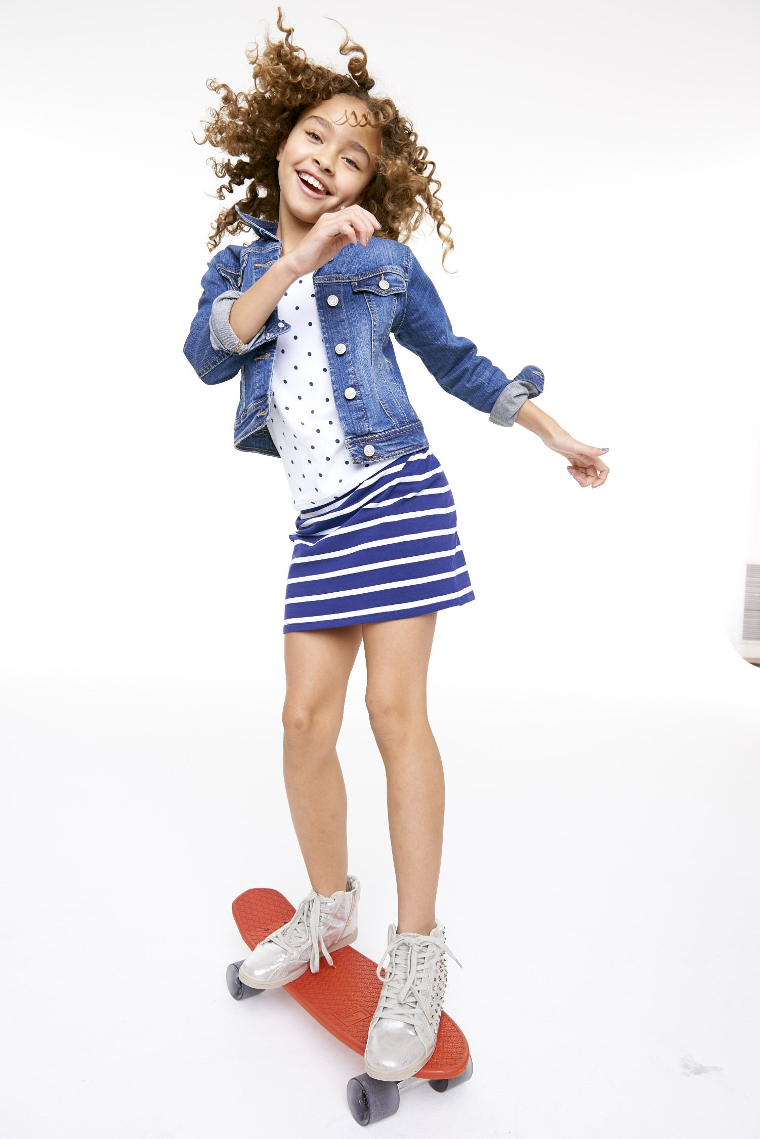 Kids Outfits Clothes Fashion: Totally Nautical. Snag Fresh Spring Looks For Her At Up To