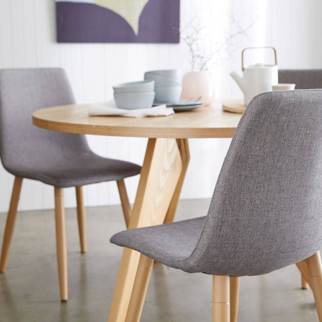 2 495 Likes 105 Comments Kmart Australia Kmartaus On Instagram Update Your Dining Room With Chair Design Modern Dining Chairs Upholstered Dining Chairs
