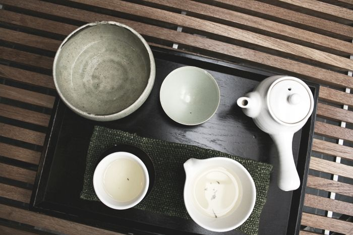 tea ceremony 다도를 익히다