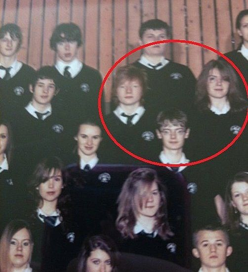 Real life Harry, Ron, & Hermione?