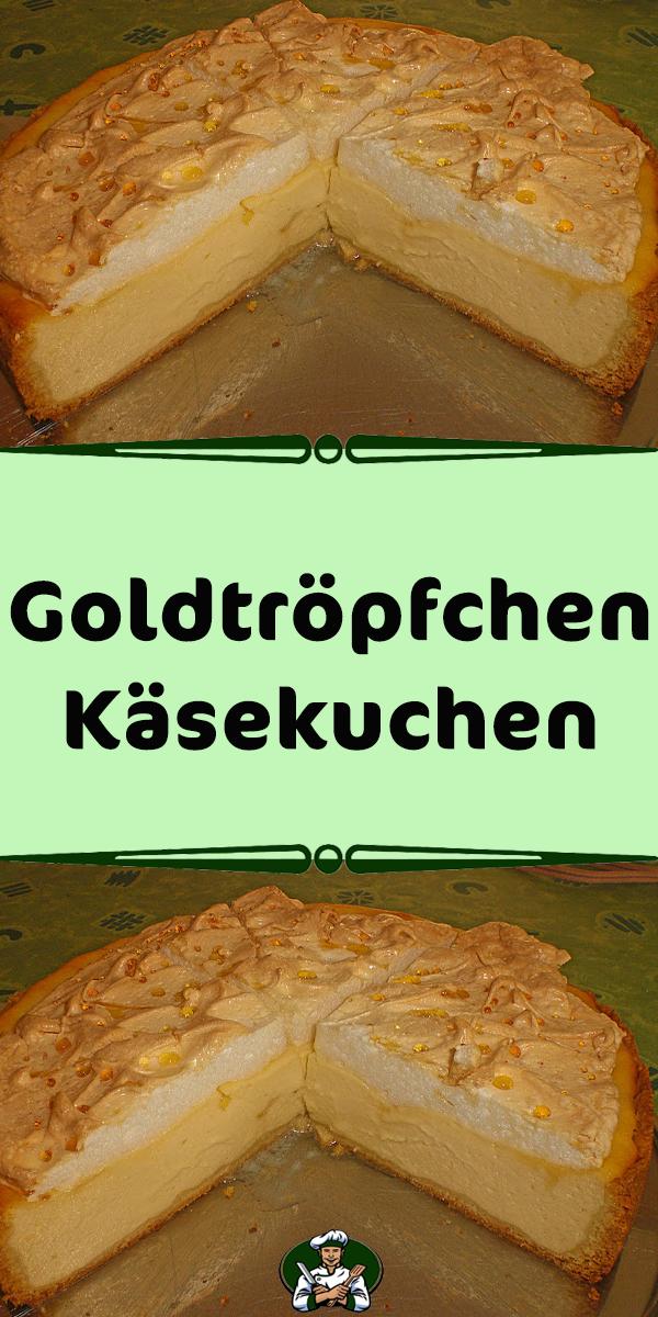 Goldtropfchen Kasekuchen In 2020 Kuchen Goldtropfchen Kaesekuchen