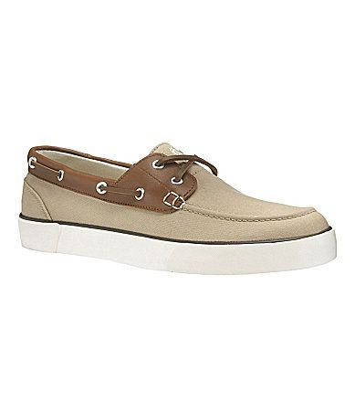 Polo Ralph Lauren Rylander Boat Shoes | Products, Polos and Dillards