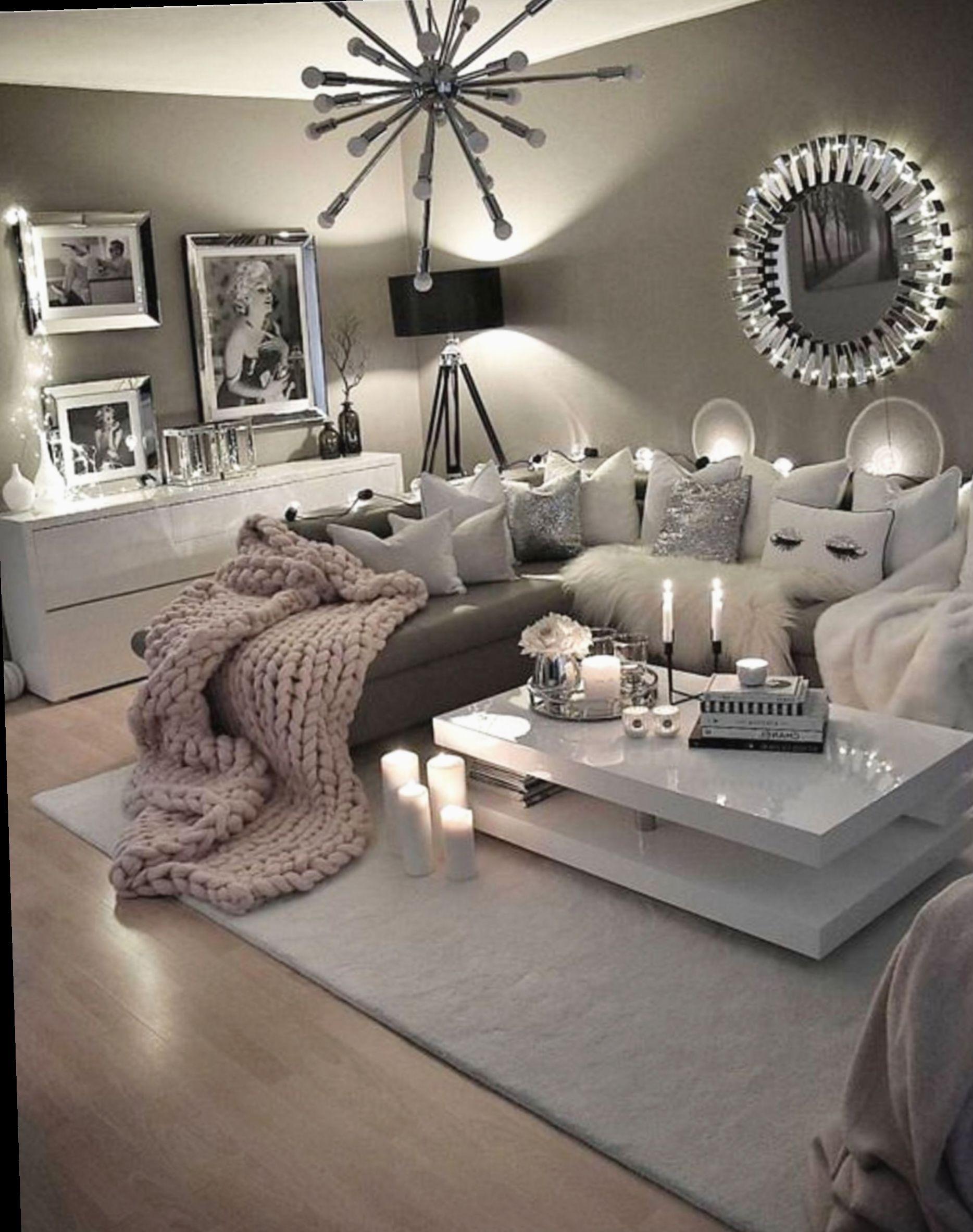 12 Cute Stuff Girly Room Decor Teenroomdecor Cozy Grey Living