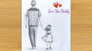 Father Daughter Dance Coloring Page Google Search Father S Day Drawings Dad Drawing Easy Drawings