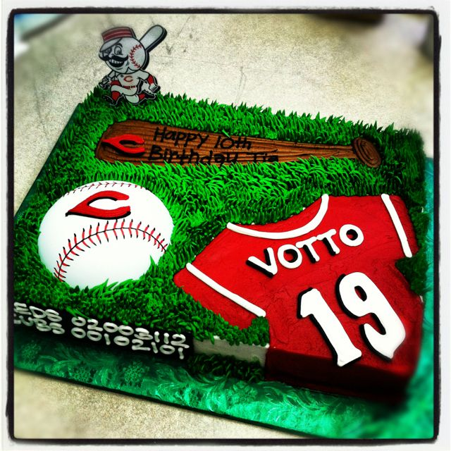 Because Who Doesn't Love Joey Votto, And Who Doesn't Love