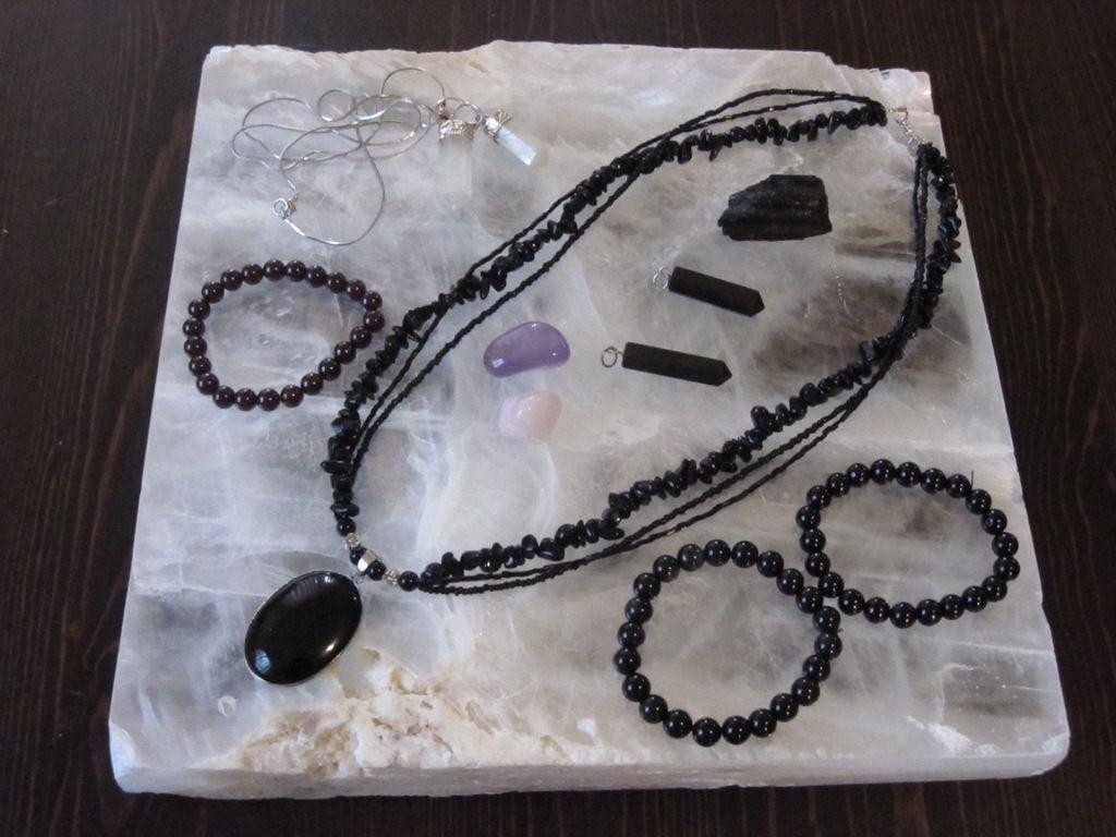 Park Art|My WordPress Blog_How To Cleanse Selenite Stone