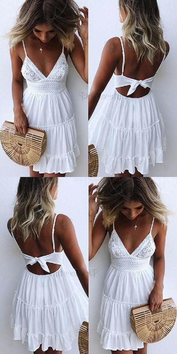 8ec53f5cc74 Custom Made Feminine Lace Homecoming Dress