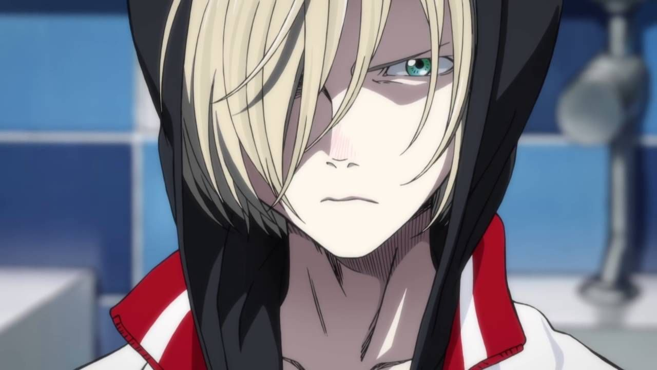 Image result for yuri on ice yurio