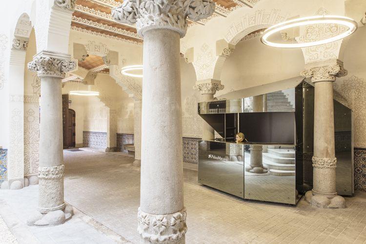 MIRAG Millet Ramoneda - Recepció del Palacio Macaya - Barcelona - Fotografia: Carlos Hernández