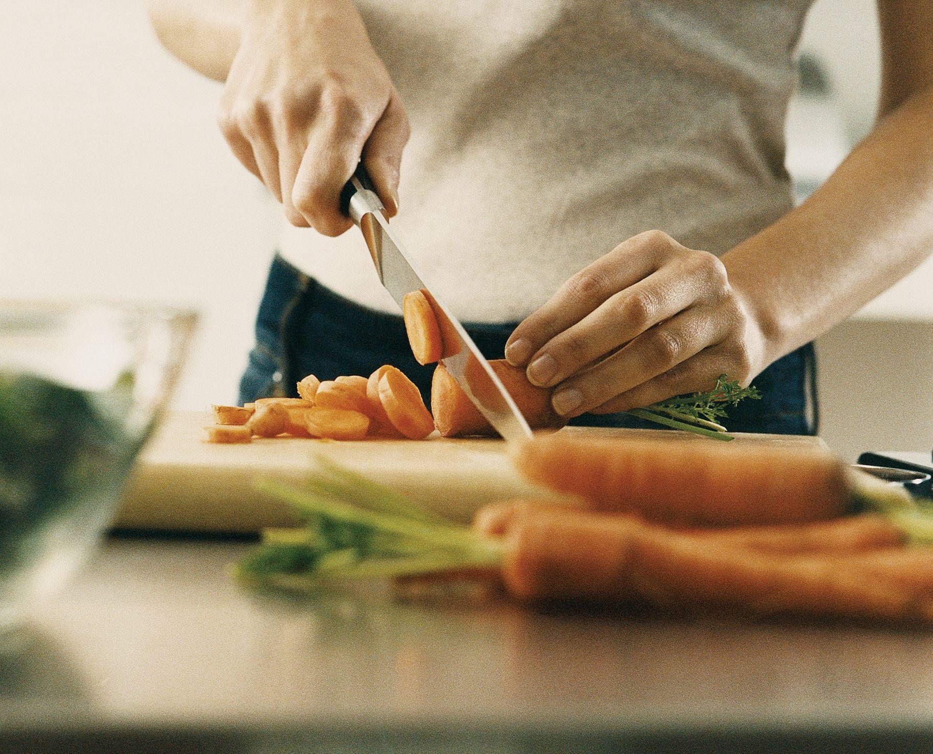 Kokki kotiin kokkaamaan illallisen!