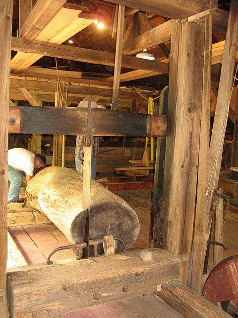 Ledyard Sawmill Great source of information for operation ...