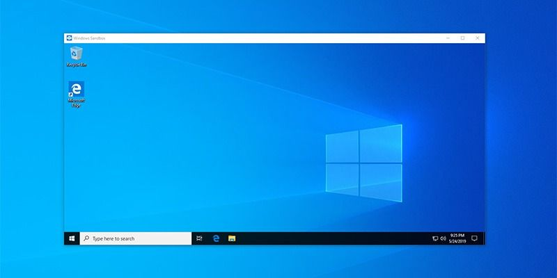 What Is Windows Sandbox and How Is It Used to Run