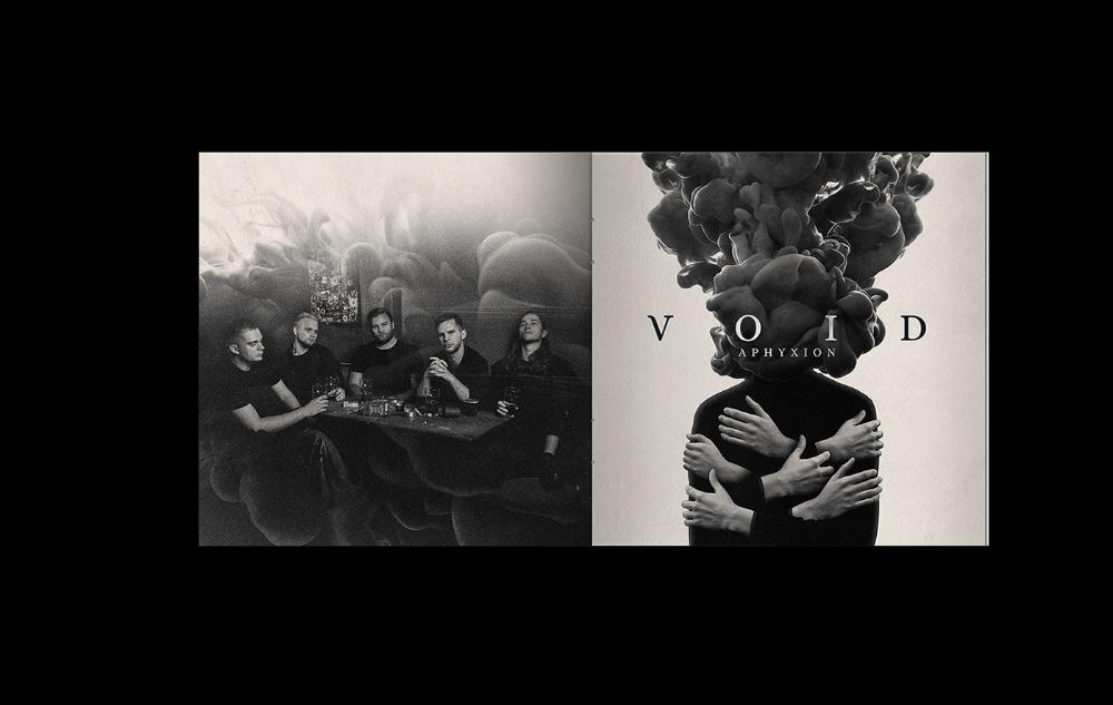 VOID Album Artwork & Layout on Behance Artwork, Cover art