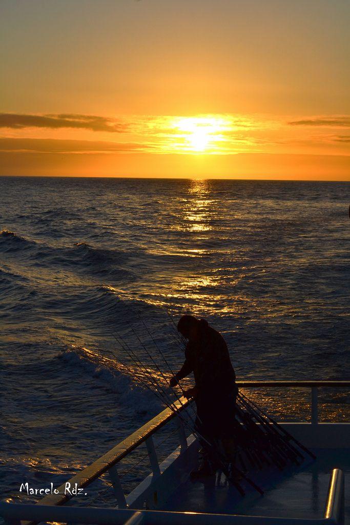 Pescando en San Diego