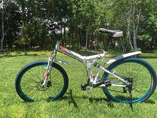 Adult Folding Bikes 26 Folding Bicycle Shimano 21 Speed Mountain