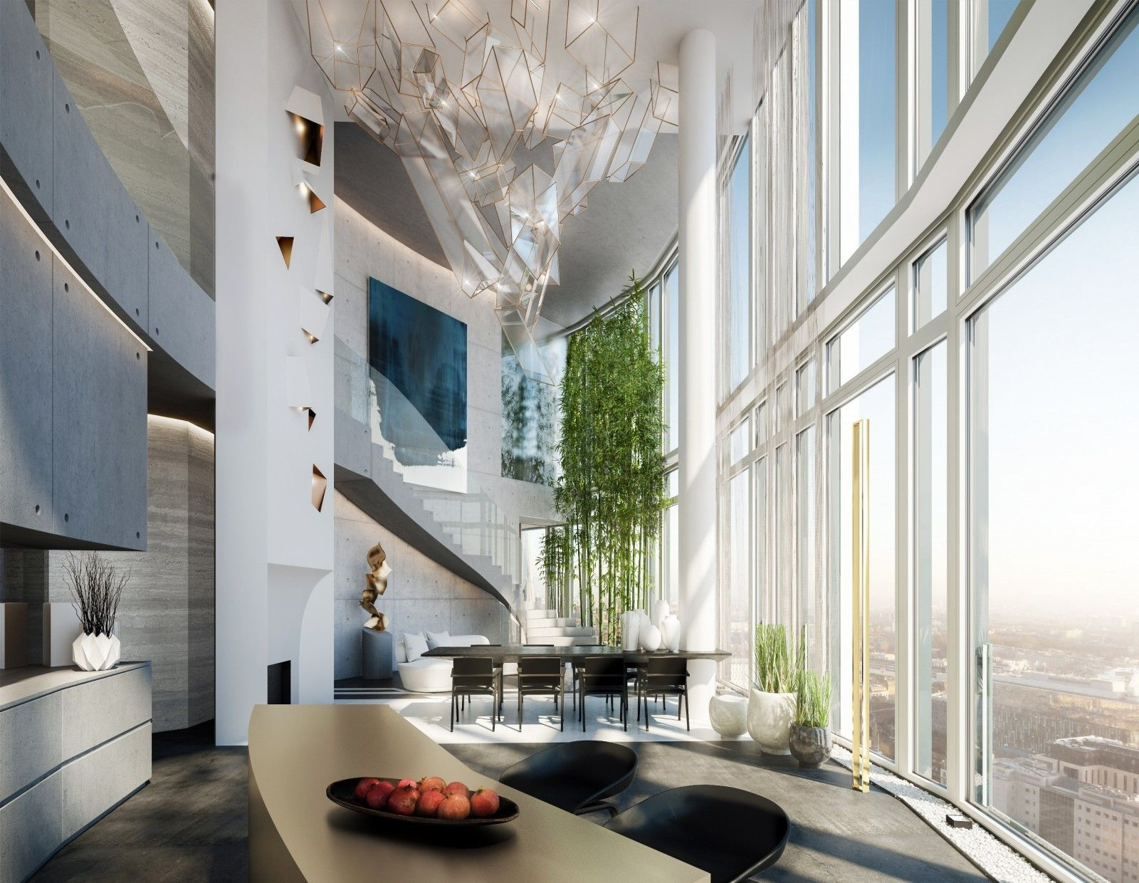 Top 10 Most Expensive London Penthouses Billionaire American