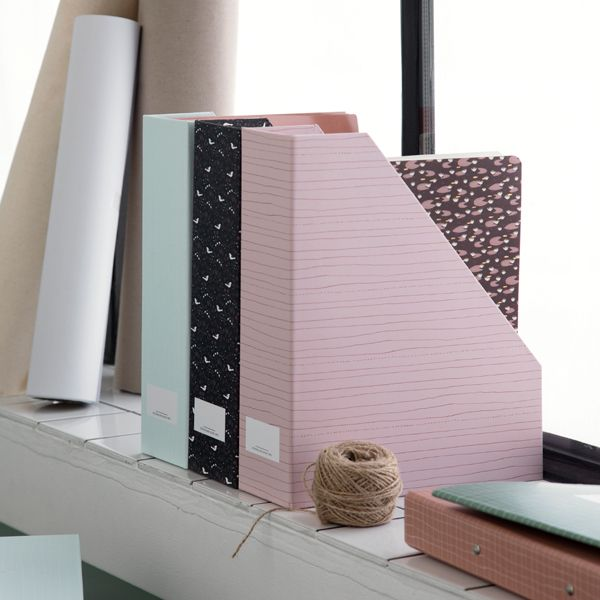 The Sisters Recommend That You Store Your Important Papers With Style Magazine Holder Label Price Per Item DKK EUR ISK 718 NOK GBP SEK