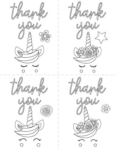 7 Free Printable Thank You Coloring Pages Coloring Pages Free Printable Coloring Pages Printable Coloring Pages