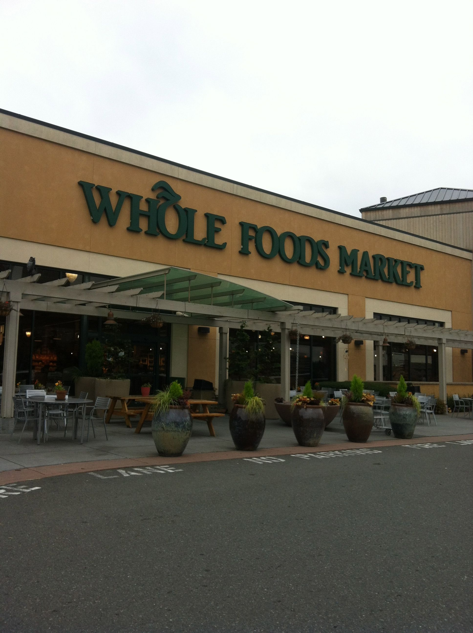 Bellevue store front whole food recipes whole foods