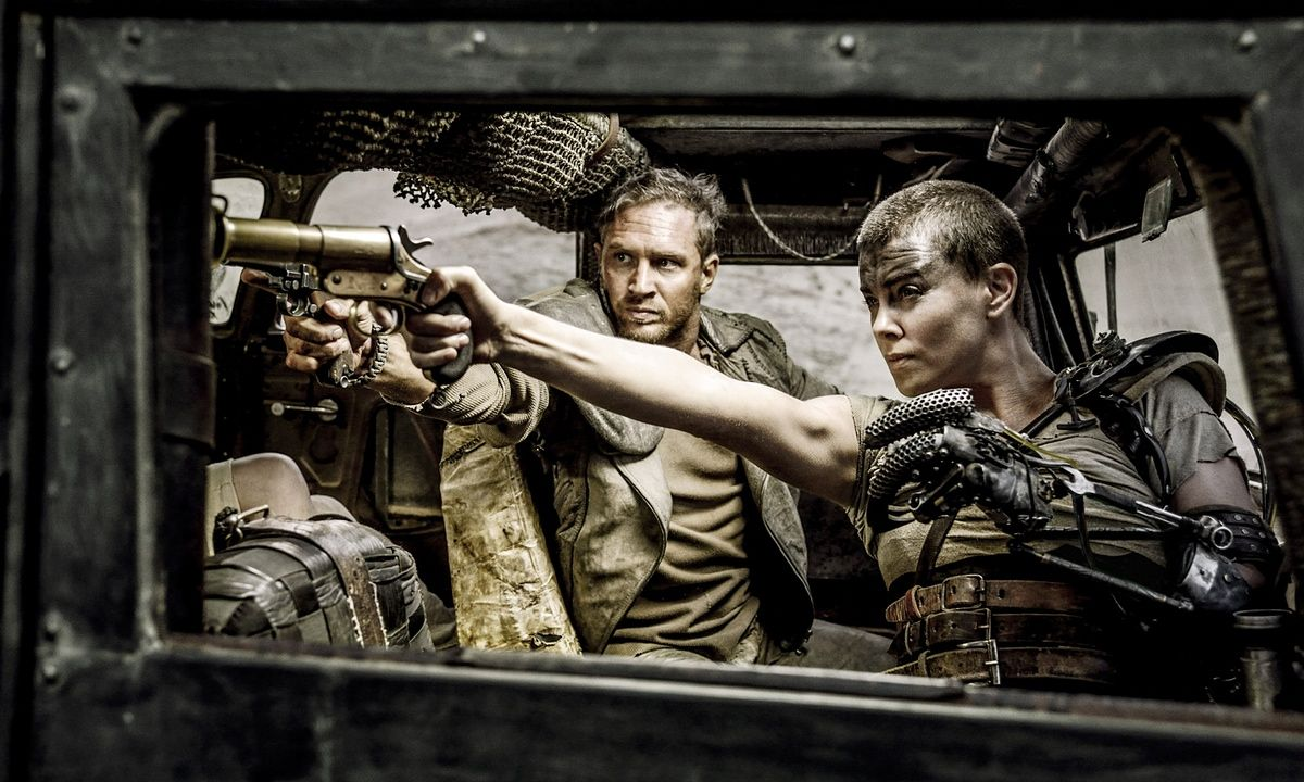 Mad Max: Fury Road voted year's best movie by international film critics | Film | The Guardian