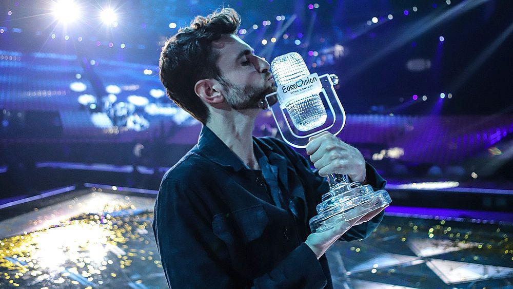 Duncan Laurence Wint Het Eurovisie Songfestival 2019 Muziek
