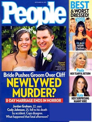People Magazine | 9/30/2013 Cover