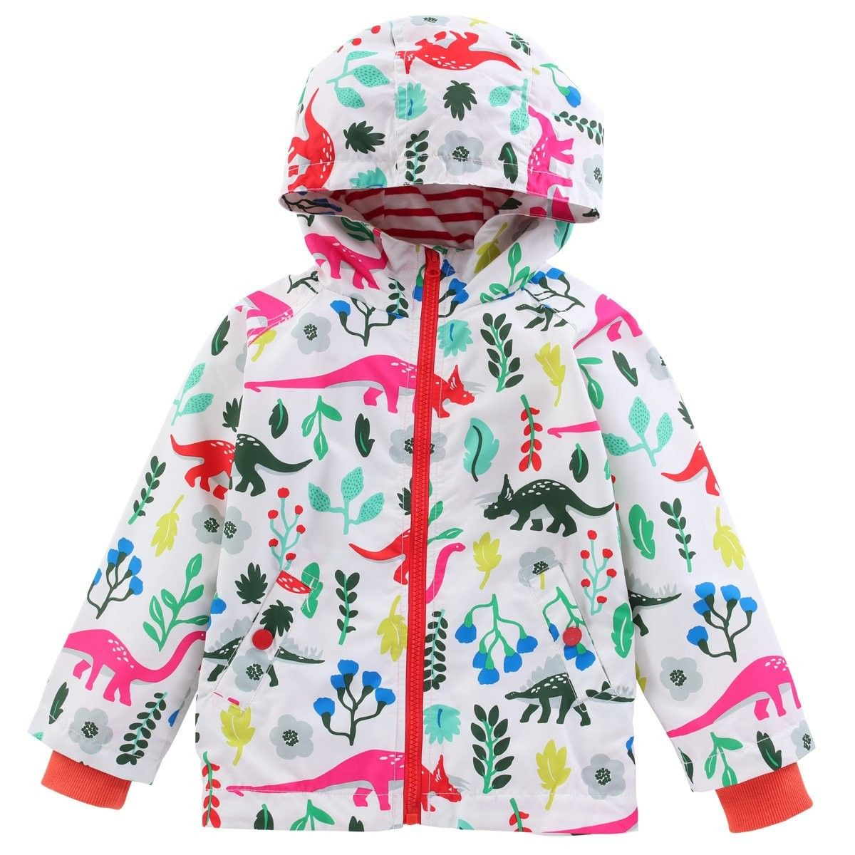 Girls Hoodie Jacket Outdoor Windproof Outerwear White Ce18m7kqydh Kids Outerwear Waterproof Hooded Jacket Hoodie Girl [ 1200 x 1200 Pixel ]