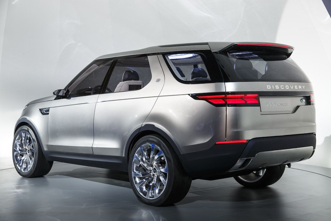 Land Rover Concept Discovery Vision Via Www Jaguarlandrover