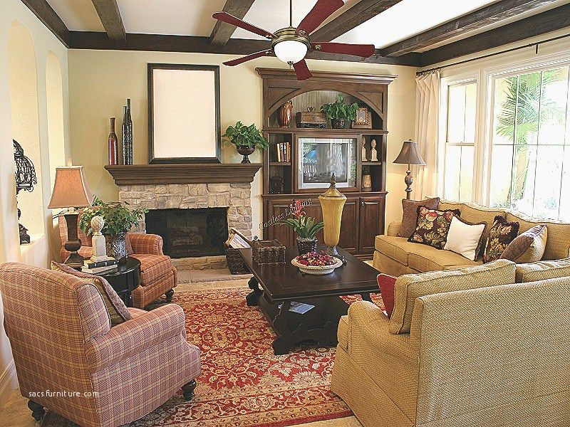 best of furniture setup for rectangular living room