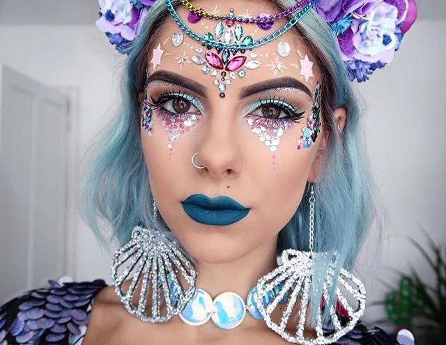 pinterest bellaxlovee ✧☾ cosplay Pinterest Maquillaje - maquillaje de halloween para nios