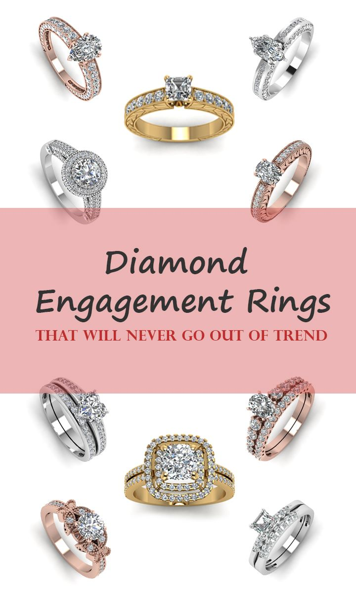 Brwose for One of a Kind Diamond Engagement Ring or Design your Own ...