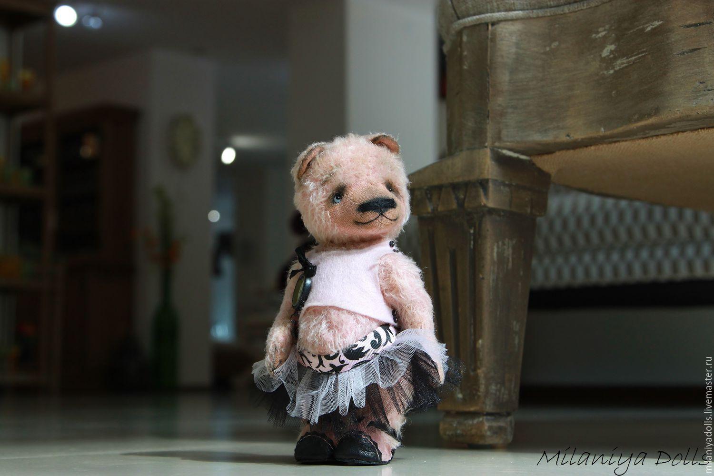 Купить Sweet bear - бледно-розовый, sweet bear, нежность, тедди, мишки тедди, медведь