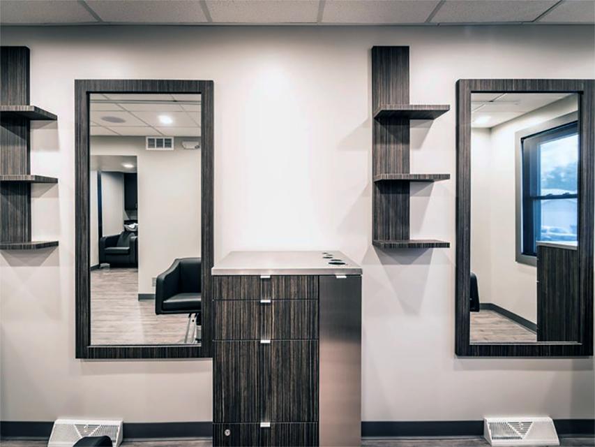 bali professional barber station