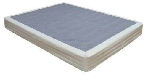 memory mattress lucid foam and natural latex by base products plush inch