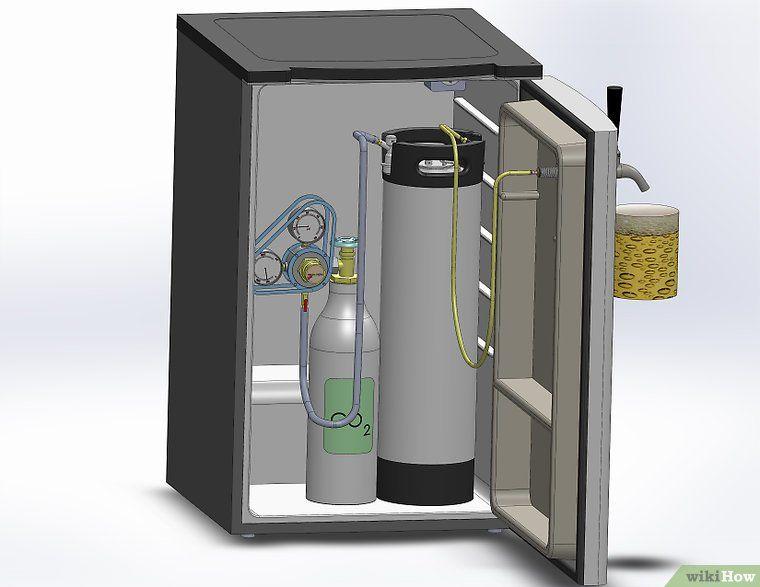 Cómo Construir Un Dispensador De Cerveza Casera 9 Pasos Cerveza Casera Elaboración De Cerveza Casera Cerveza