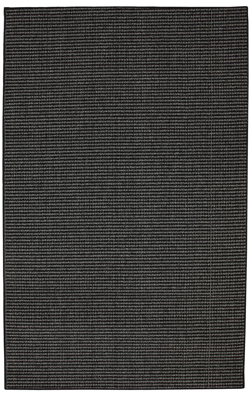 San Jaun Black/Charcoal Area Rug
