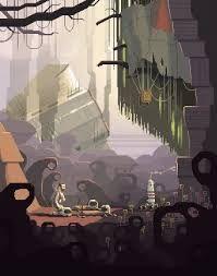 Resultado de imagen para sci fi pixel art