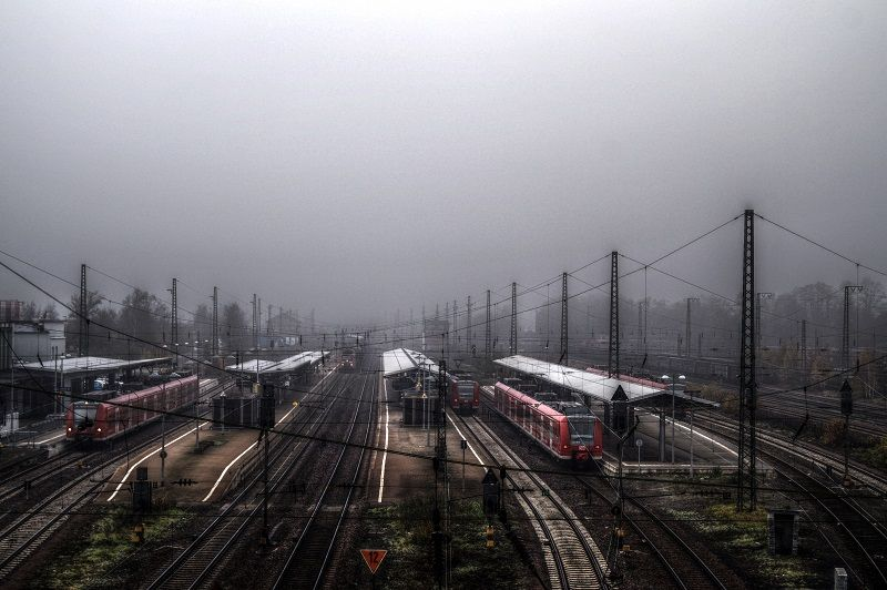 Bahnhof Homburg