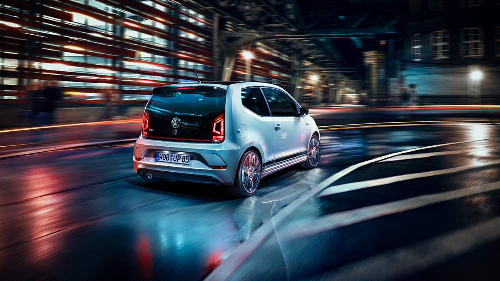 The All New Vw Up Gti On Behance In 2020