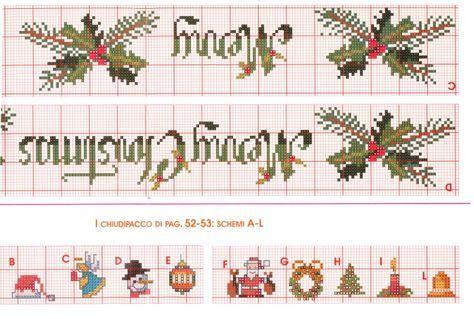 Buon Natale 118.Gallery Ru Foto 118 262 Mosca Punto Croce Punto Croce