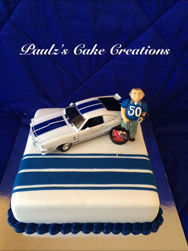 Cobra car cake celebration cakes Pinterest Car cakes
