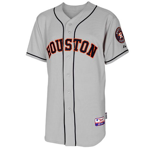 Houston Astros Authentic 2013 Road Cool Base Jersey MLB