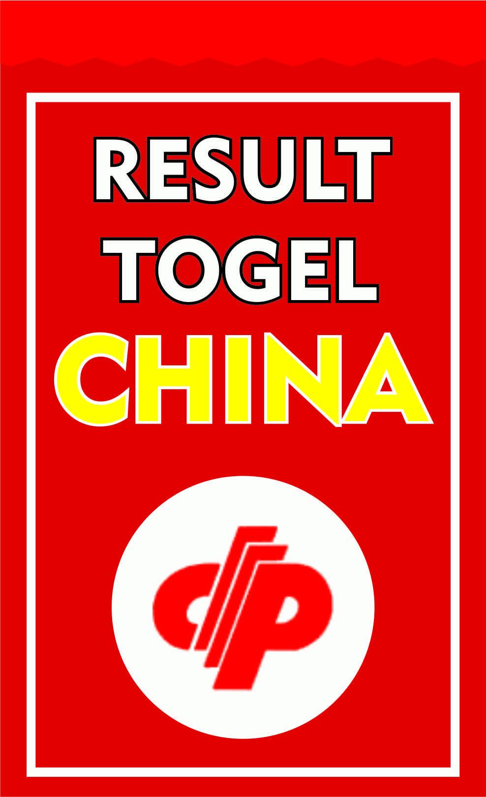 Hasil togel china hari ini