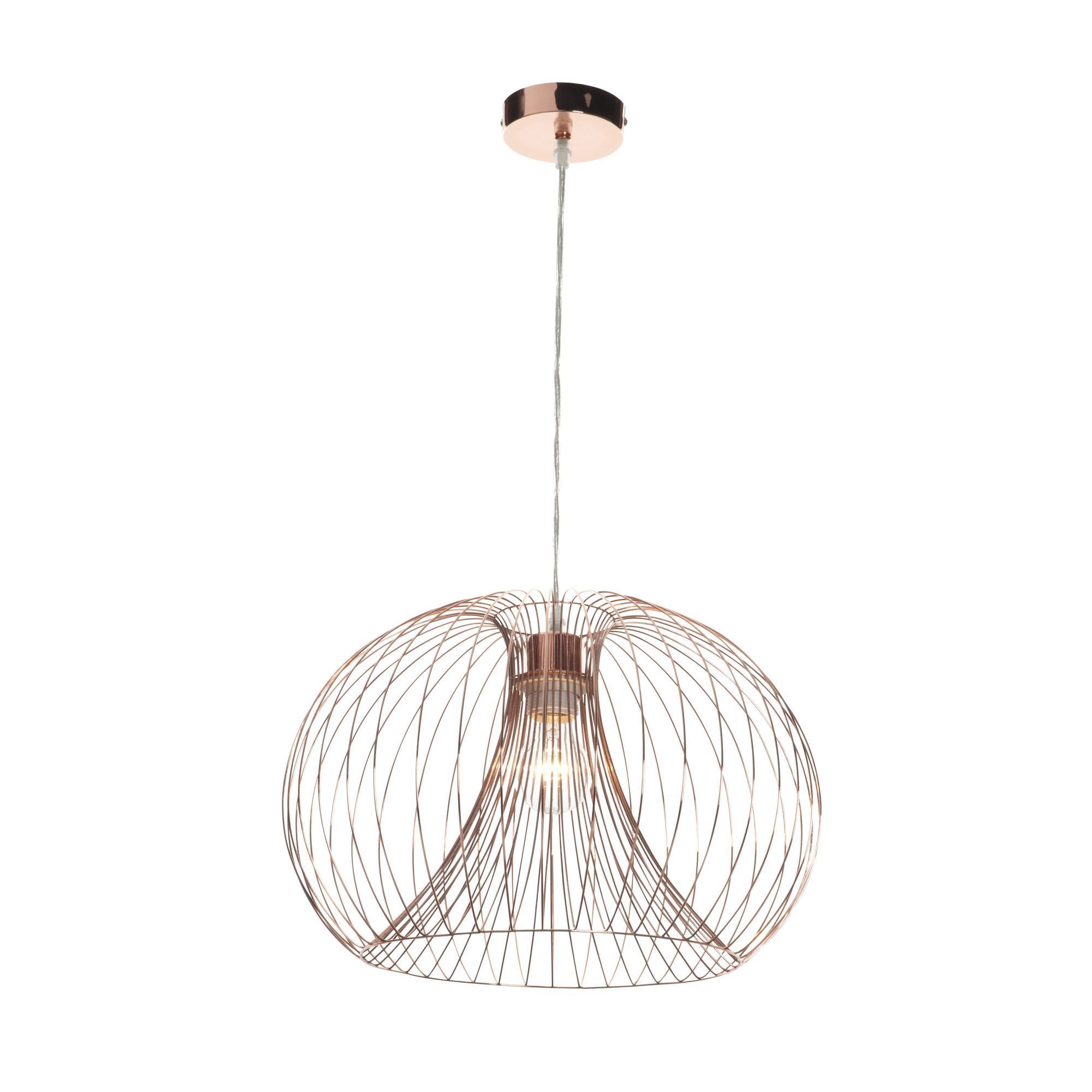 Jonas Pendant Ceiling Light | Departments | DIY at B&Q