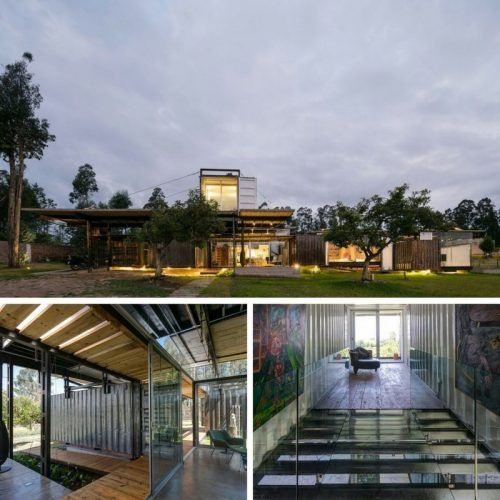 RDP SHIPPING CONTAINER HOUSE   The Casa Club   Building a